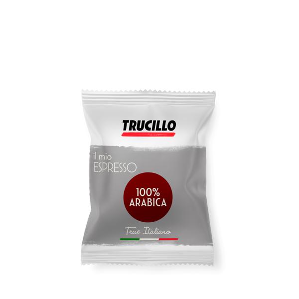 TRUCILLO Il mio espresso 100% Arabica 50 ESE-Pads je 7 g gemahlen
