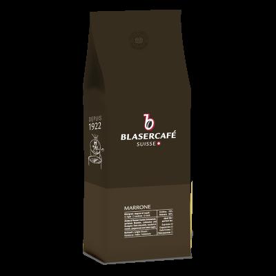 Blasercafé Marrone Espresso 1 KG Bohnen im Beutel