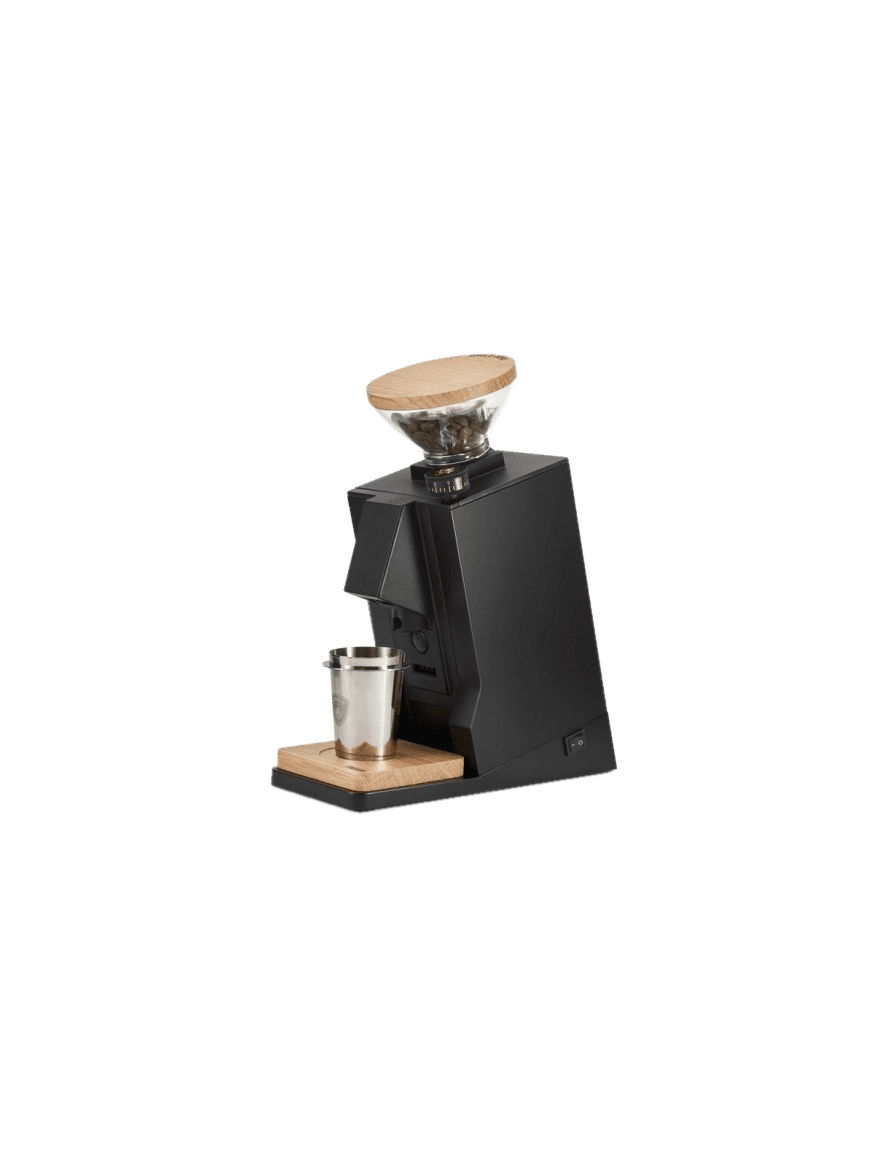 Eureka Mignon Single Dose Schwarz Espressomühle
