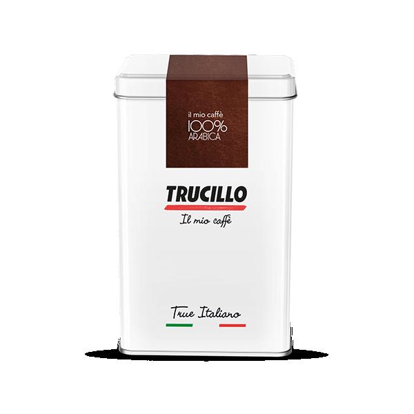 TRUCILLO Il mio caffé 100% ARABICA 250 g Kaffee gemahlen, Dose