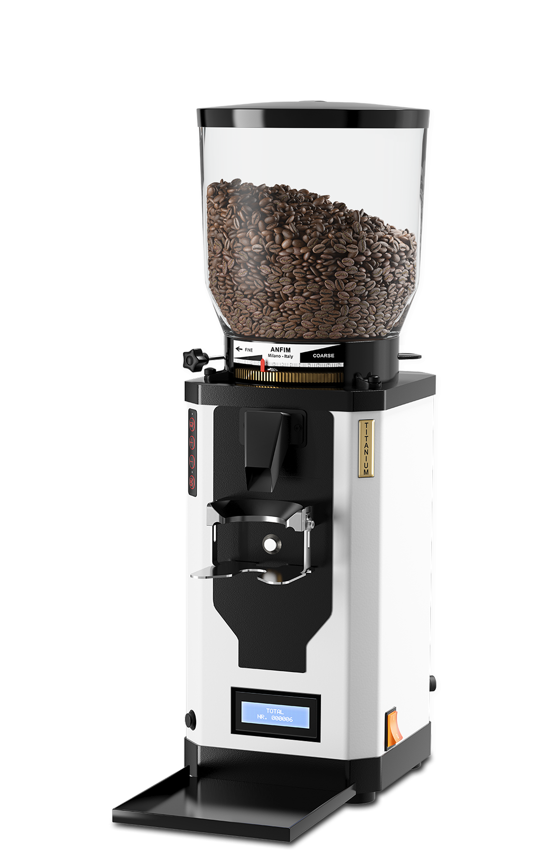Anfim SP II Special Performance Espresso dzirnaviņas