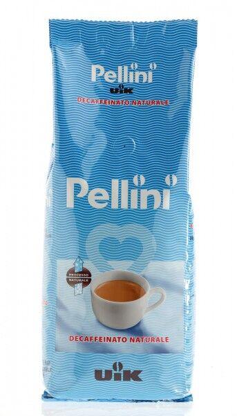 PELLINI Decaffèinato (bez kofeīna) 6x 500 g pupiņu maisiņā