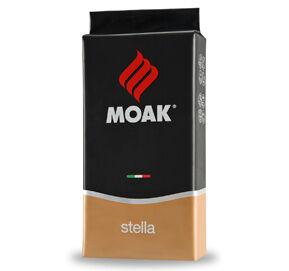 Caffé Moak Stella 100% Arabica 1 KG Bohnen im Beutel