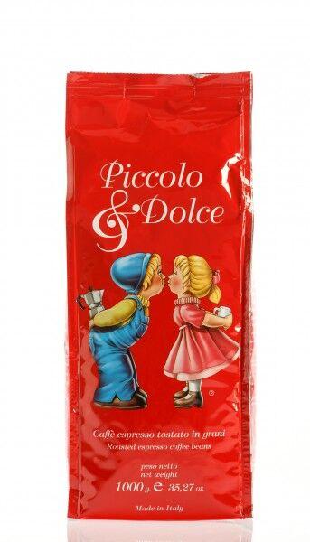 Lucaffé Piccolo & Dolce 12 X 1 KG Bohnen im Beutel
