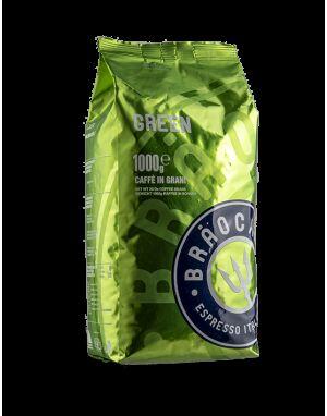 Brao Caffé GREEN 6 X 1 KG Bohnen im Beutel