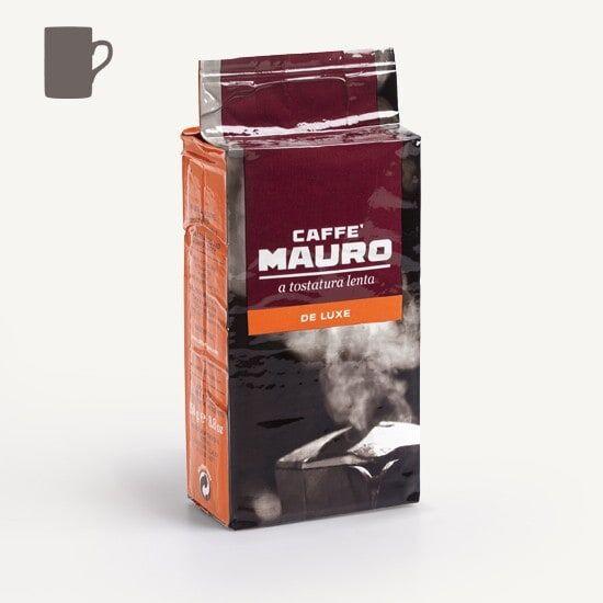 CAFFÈ MAURO Deluxe 250 g Kaffee gemahlen im Beutel