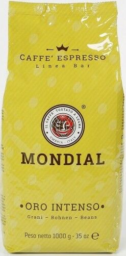 Mondial Oro Intenso  9 X 1 KG Bohnen im Beutel