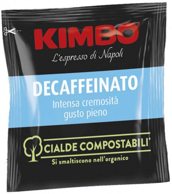 KIMBO Decaffeinato 1x 100 ESE-Pads je 7 g gemahlen
