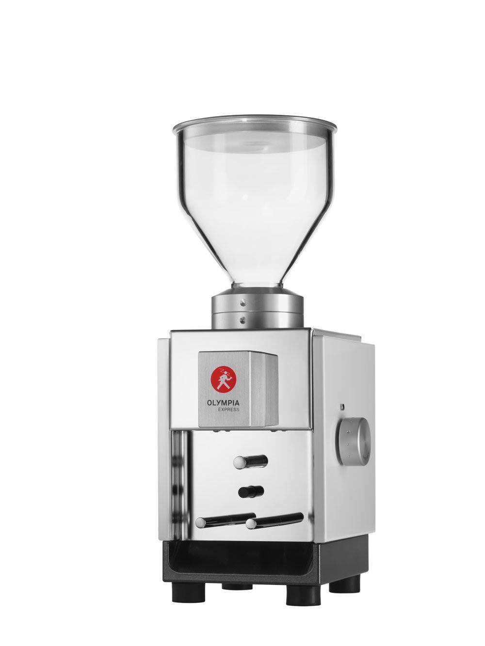 Olympia Express Moca White kafijas dzirnaviņas