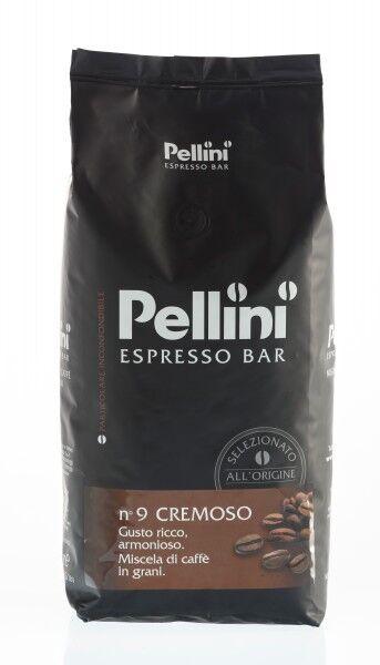 PELLINI N°9 Cremoso 6 X 1 KG pupiņas maisiņā