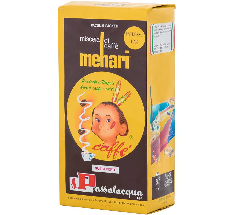 PASSALACQUA Mehari 6 X 1 KG Bohnen im Beutel