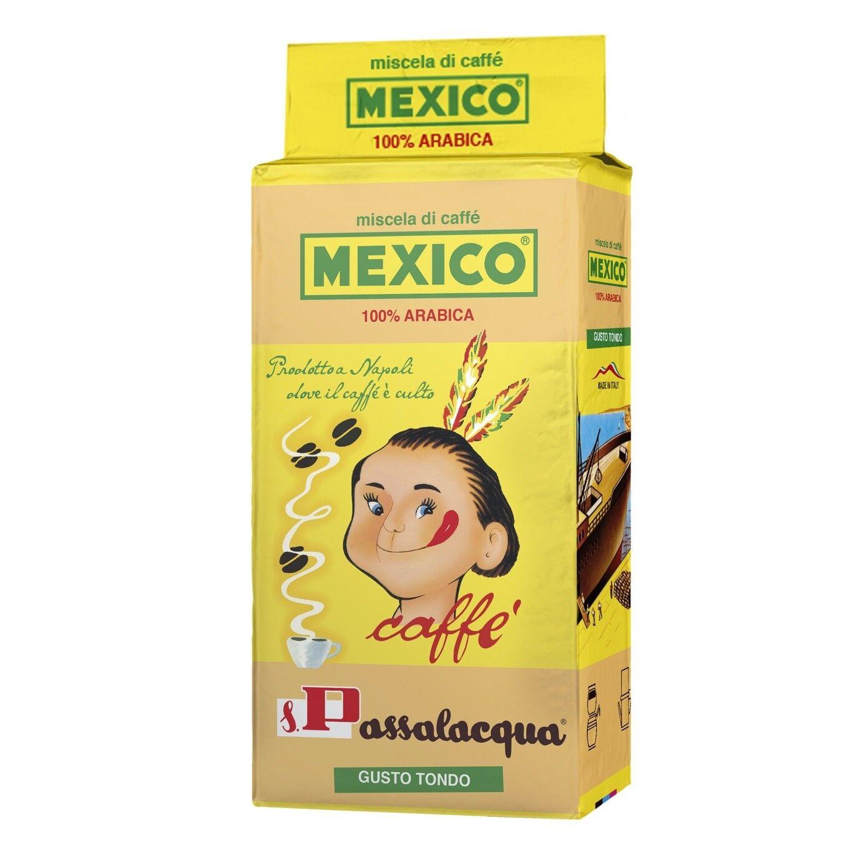 PASSALACQUA Mexico 12x 250 g gemahlen und vakuumiert