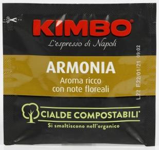 KIMBO Espresso Armonia 1x 100 ESE-Pads je 7 g gemahlen