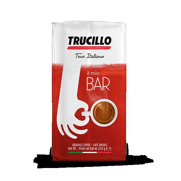 TRUCILLO Il mio caffé BAR 250 g maltas kafijas