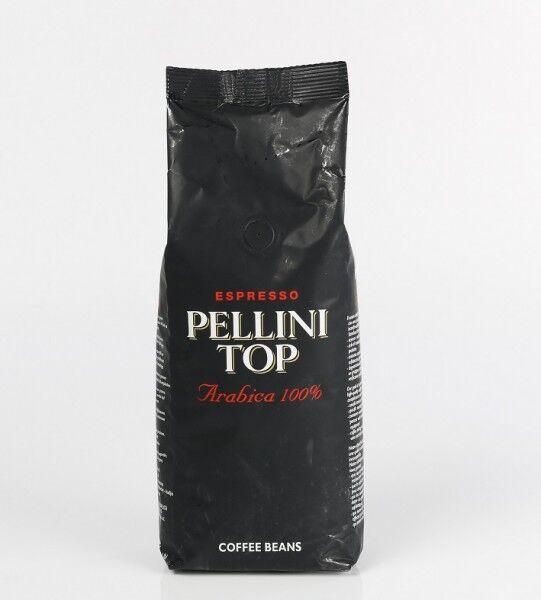 PELLINI Top 100% Arabica 10x 500 g pupiņu maisiņā