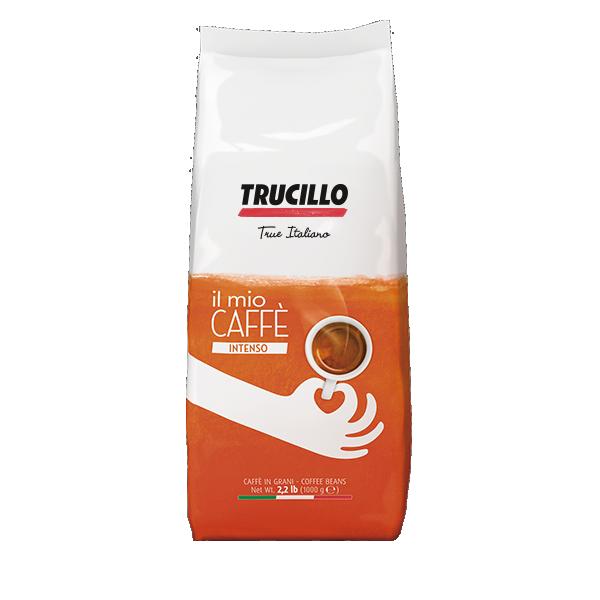 TRUCILLO Il mio caffé Intenso 1 KG Bohnen im Beutel