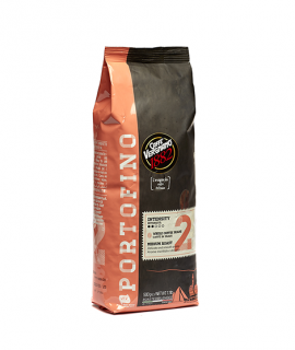 Caffè Vergnano Portofino Blend 4x 500 g Bohnen im Beutel