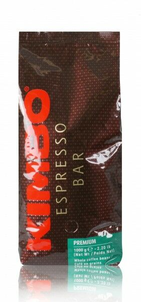 KIMBO Premium 6 X 1 KG Bohnen im Beutel