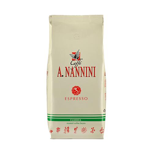 Nannini Classica 12x 500 g pupiņu maisiņā