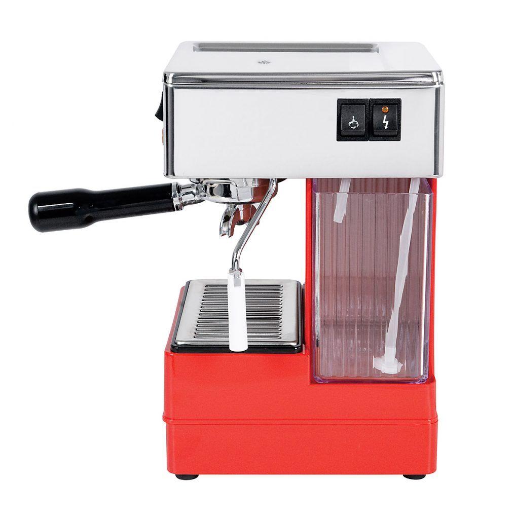 Quick Mill 0820 Stretta Espressomaschine Rot