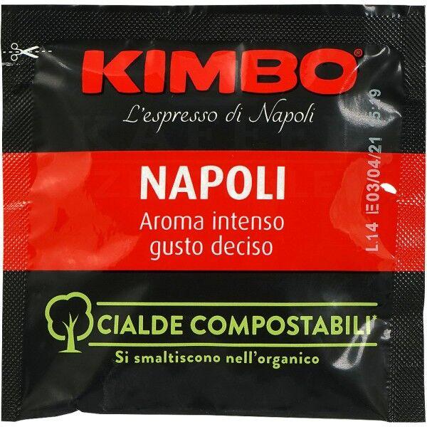 KIMBO Espresso Napoli 1x 100 ESE-Pads je 7 g gemahlen
