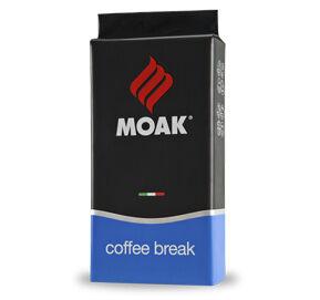 Caffé Moak Coffee Break 1 KG kafijas pupiņu maisiņā