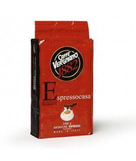 """Caffè Vergnano Espresso """"E"""" 12x 250 g gemahlen und vakuumiert"""