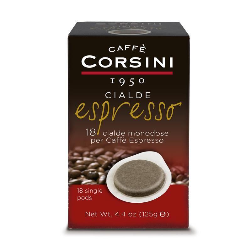 Caffè Corsini Espresso 18 ESE-Pads je 7 g gemahlen
