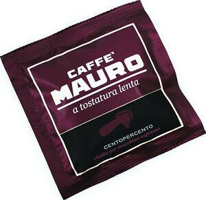 CAFFÈ MAURO Centopercento 150 ESE-Pads je 6,7 g gemahlen