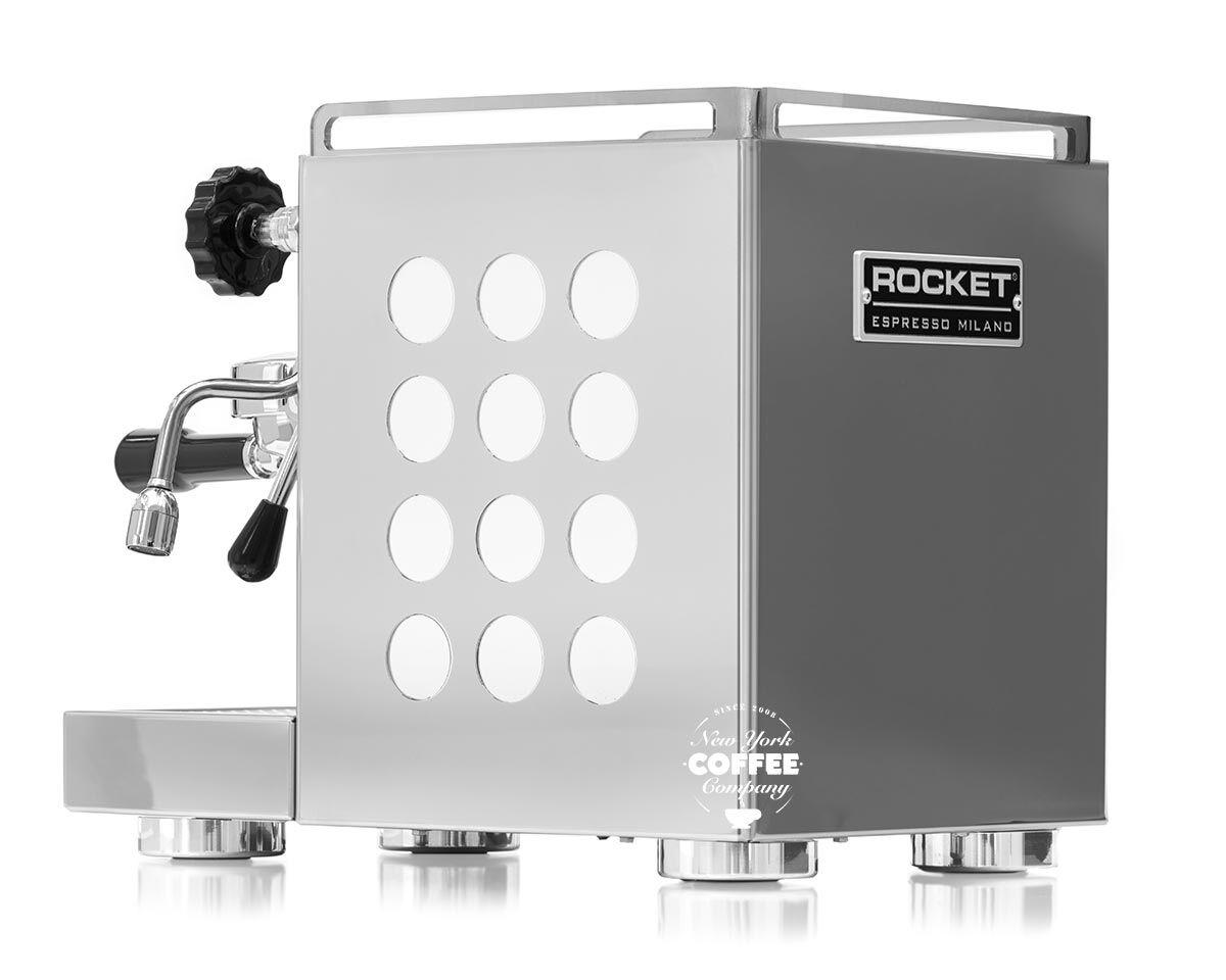 Rocket Appartamento Espressomaschine Weiß