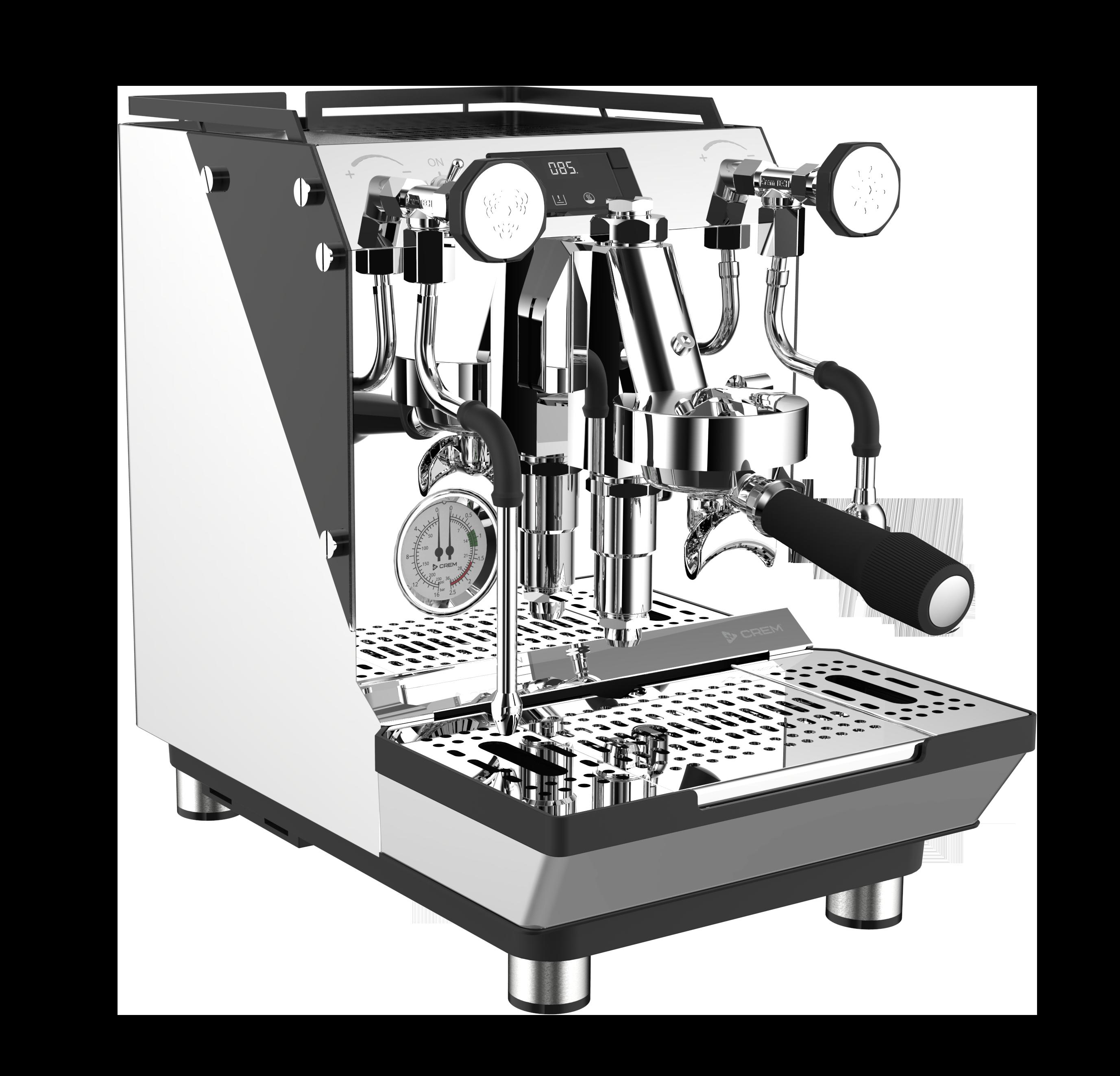 Crem ONE 2B PID Divu katlu espresso automāts