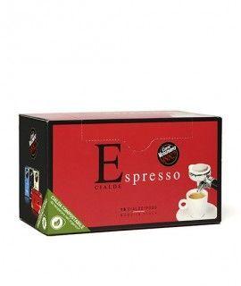 """Caffè Vergnano Espresso """"E"""" 18 ESE pākstis 6,94 g katra malta"""