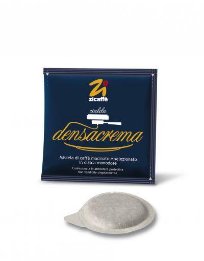 Zicaffè Densacrema 1x 100 ESE-Pads je 7 g gemahlen