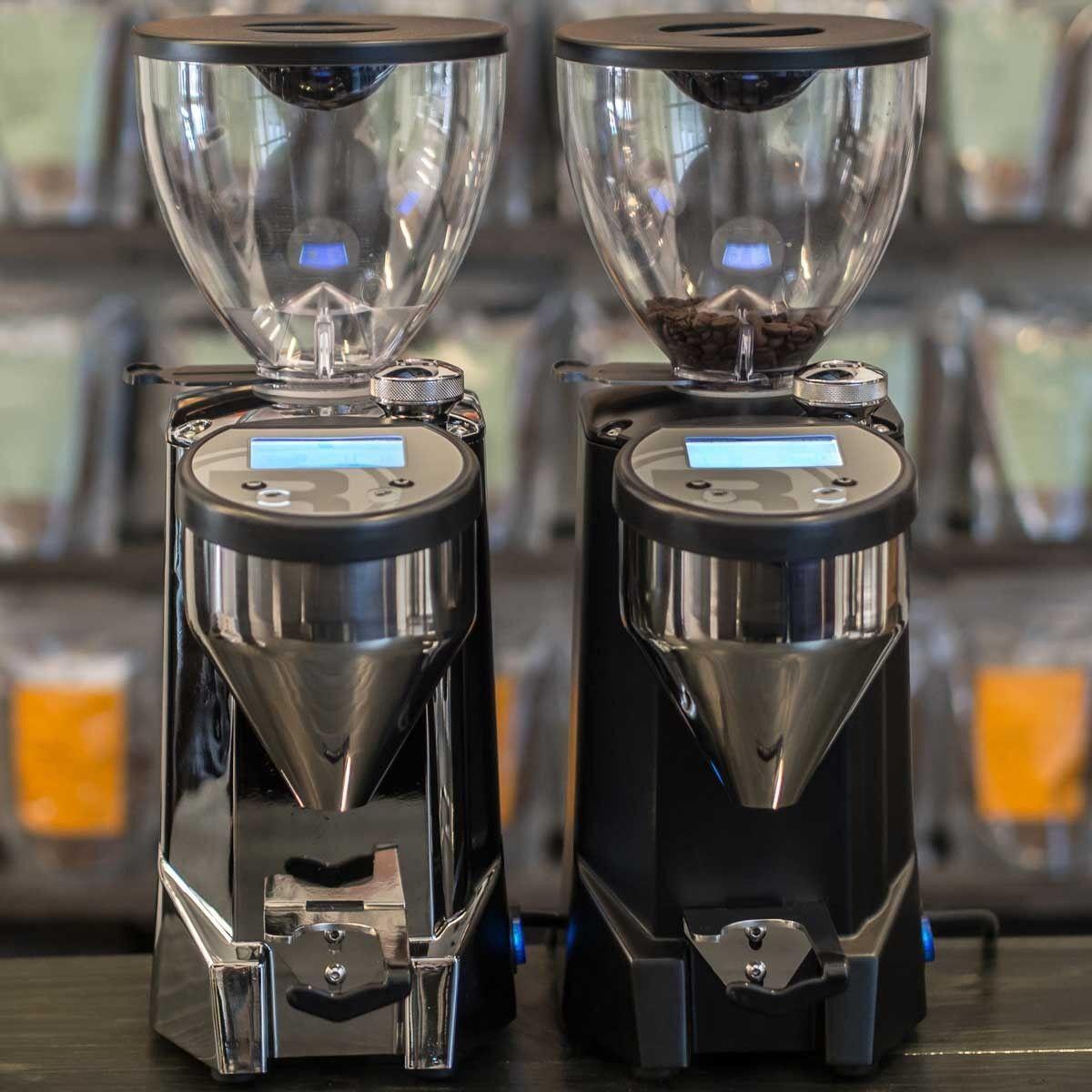 Rocket Fausto Espressomühle Schwarz Matt