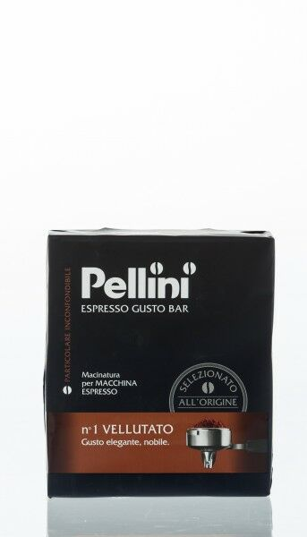 PELLINI N°1 Vellutato 10x 500 g malts un vakuumiepakojumā
