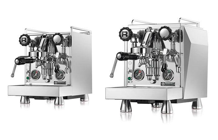 Rocket Espresso Mozzafiato Cronometro R Espressomaschine