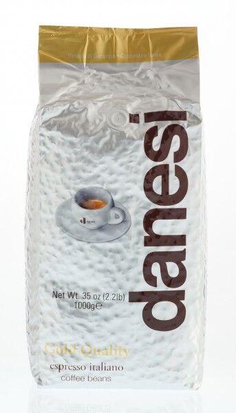 DANESI Espresso ORO 12 X 1 KG Bohnen im Beutel