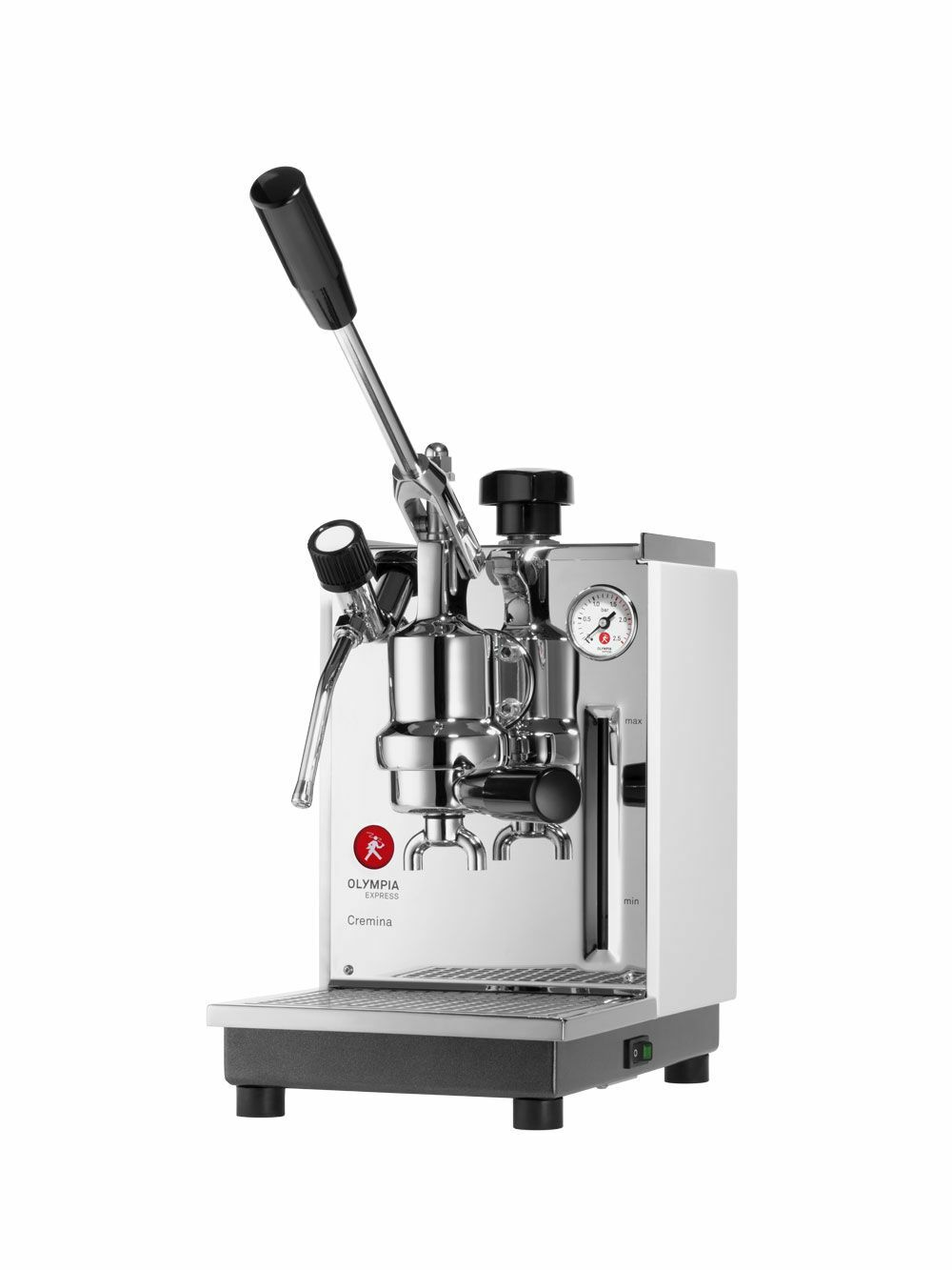 Olympia Express Cremina Anthrazit Espressomaschine