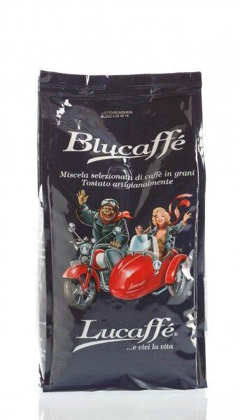 Lucaffé Blucaffè 15x 700 g Bohnen im Beutel