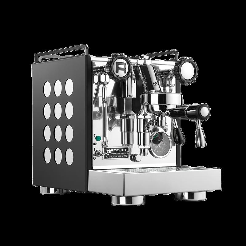 Rocket Appartamento Nera White Espressomaschine Sonderedition