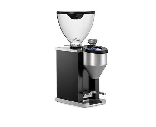 Rocket Faustino Espressomühle Schwarz Matt