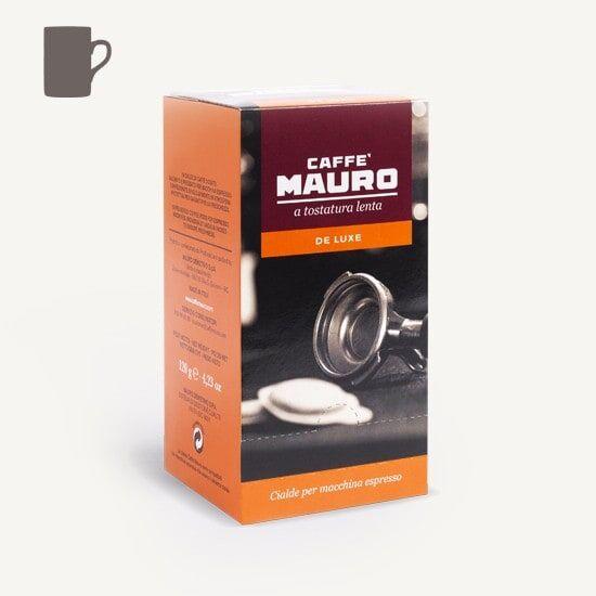 CAFFÈ MAURO Deluxe 18 ESE-Pads je 6,7 g gemahlen