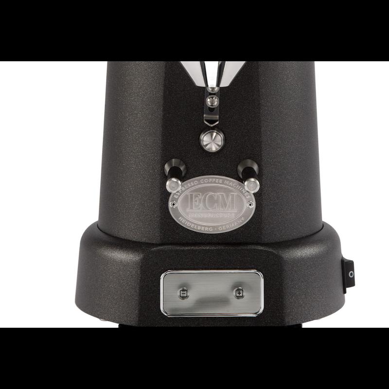 ECM V-Titan 64 Automatik Anthrazit Espressomühle