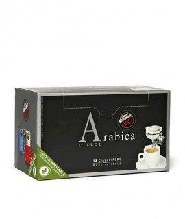 """Caffè Vergnano 100% Arabica """"A"""" 6x 18 ESE-Pads je 6,94 g gemahlen"""