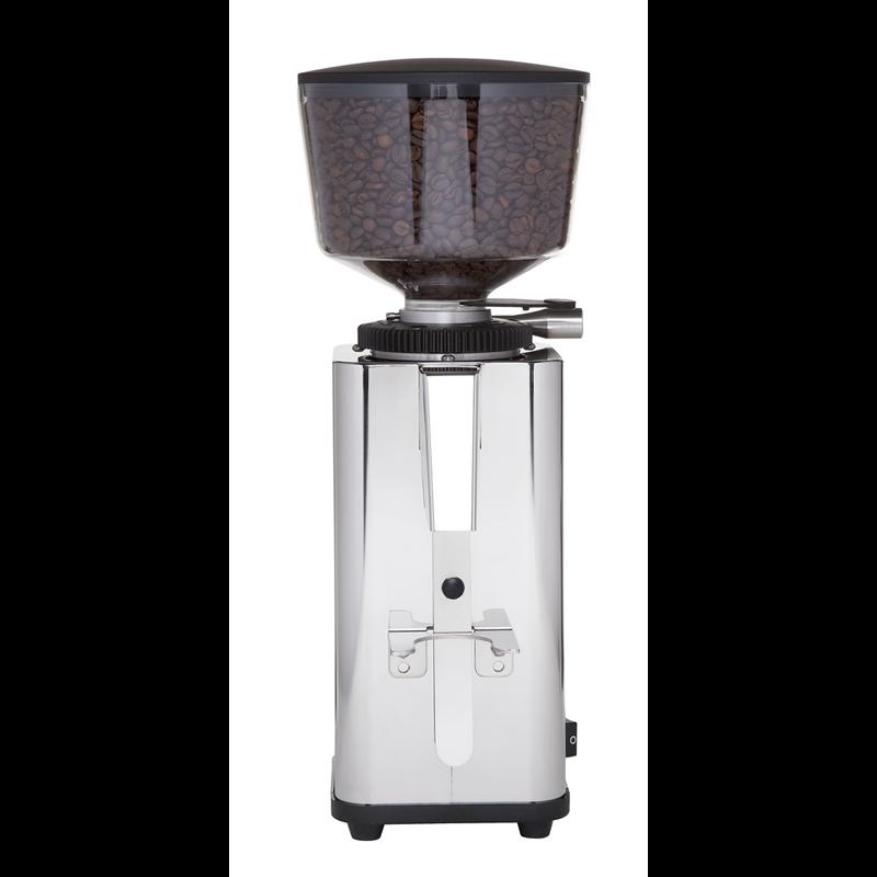 ECM S-Manuale 64 Edelstahl poliert Espressomühle