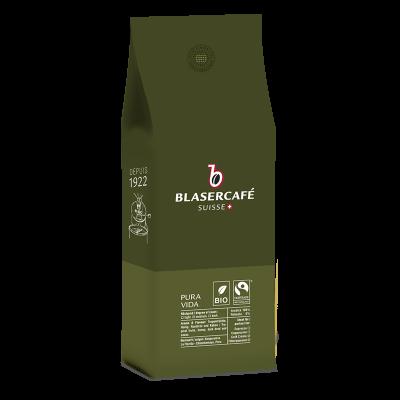 Blasercafé Pura Naturé BIO Fairtrade DE-ÖKO-006 1 KG Bohnen im Beutel