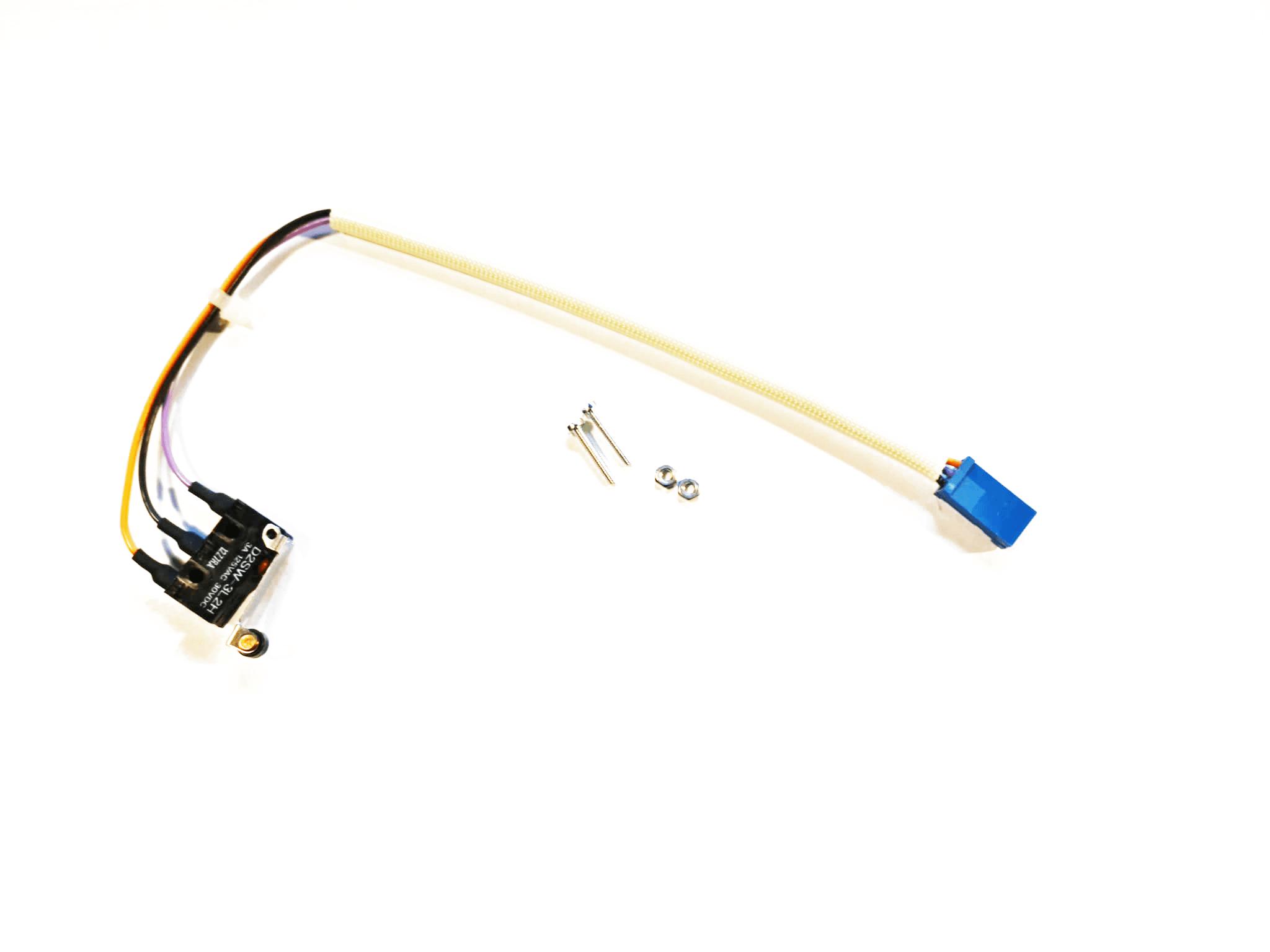 Mikroschalter Service Pack K30 und PEAK