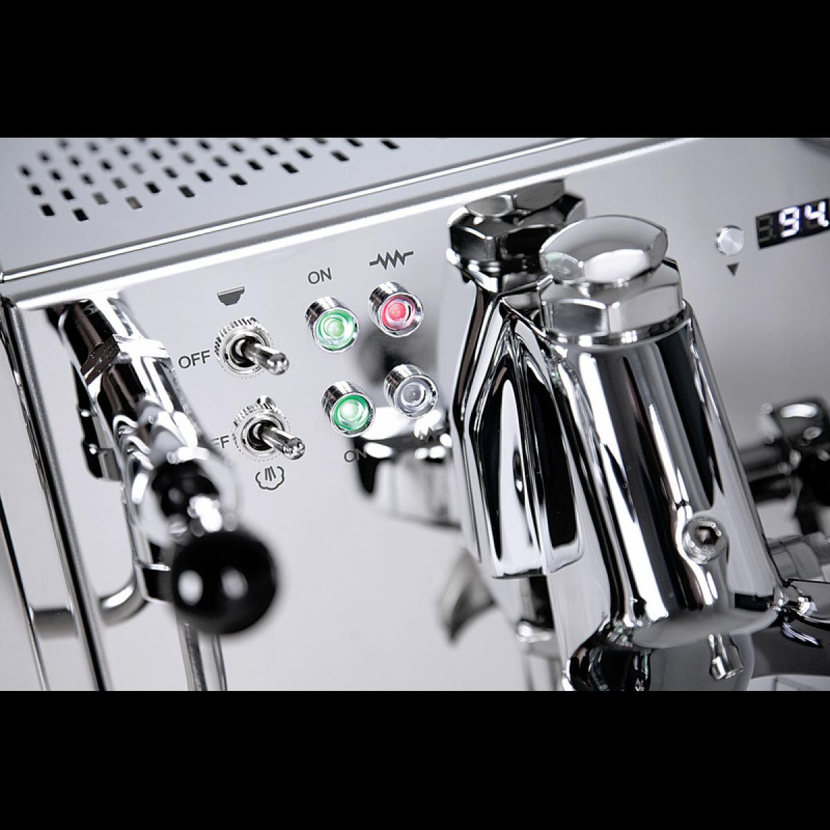 Quickmill VETRANO 0995-EP Sebastiano Espressomaschine Sonderedition