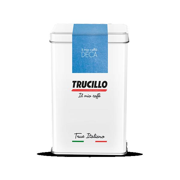 TRUCILLO Il mio caffé DECA (entkoffeiniert) 250 g Kaffee gemahlen, Dose