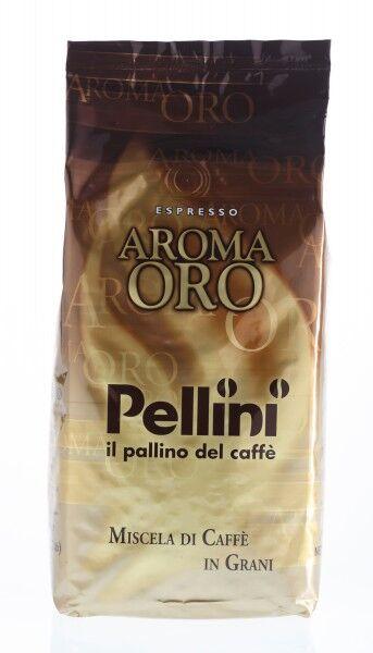 PELLINI Aroma Oro 6 X 1 KG pupiņas maisiņā